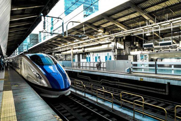 rail-highspeed-station